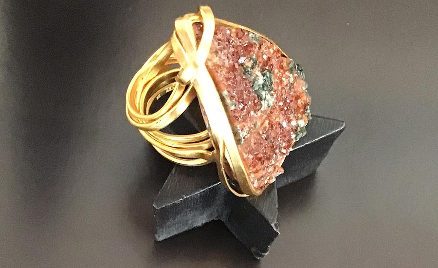 Spezielle und individuelle Ringe